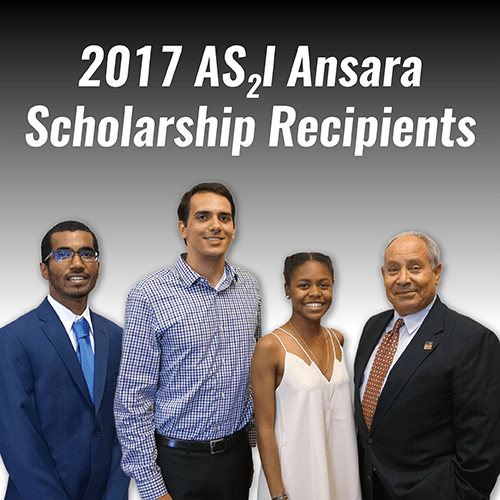 Scholarship Winners