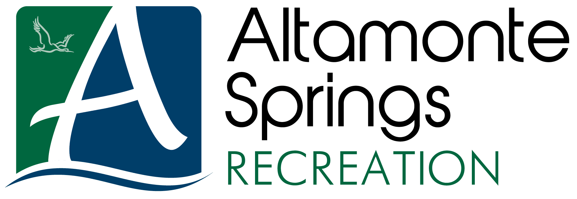 Altamonte Springs Recreation Logo