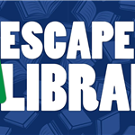 Escape the Library Graphic