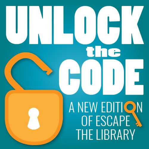 City Library Unlock the Code Escape Room Event