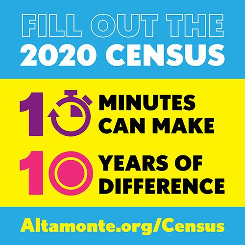 Fill Out the 2020 Census