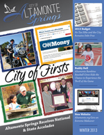 City Newsletter Cover
