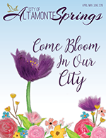 City Newsletter April 2019 Cover Opens in new window